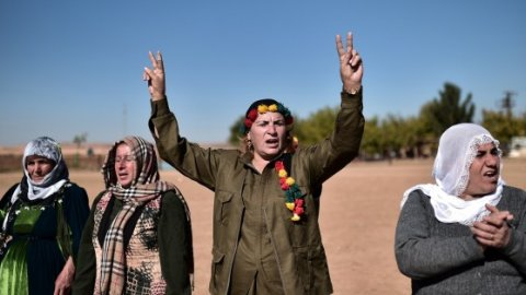 Why the Kurdish Fight for Women